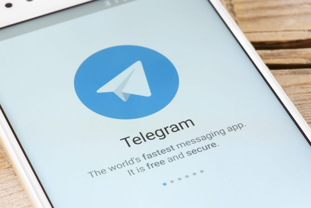 private messaging apps telegram