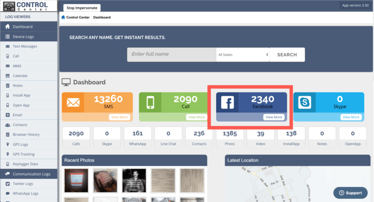 How Auto-forward Facebook Tracking App Works