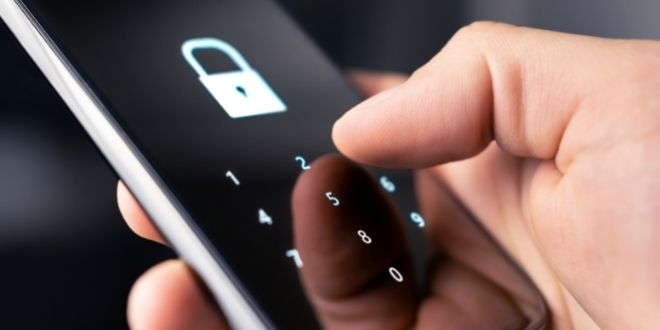 Get access to the phone without his knowledge using Cracking and Unlocking