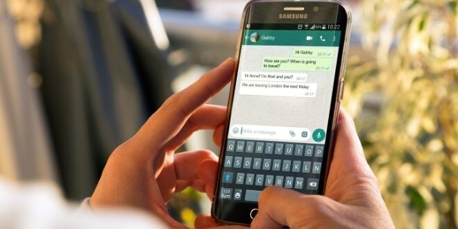 spy whatsapp on android safeguarde