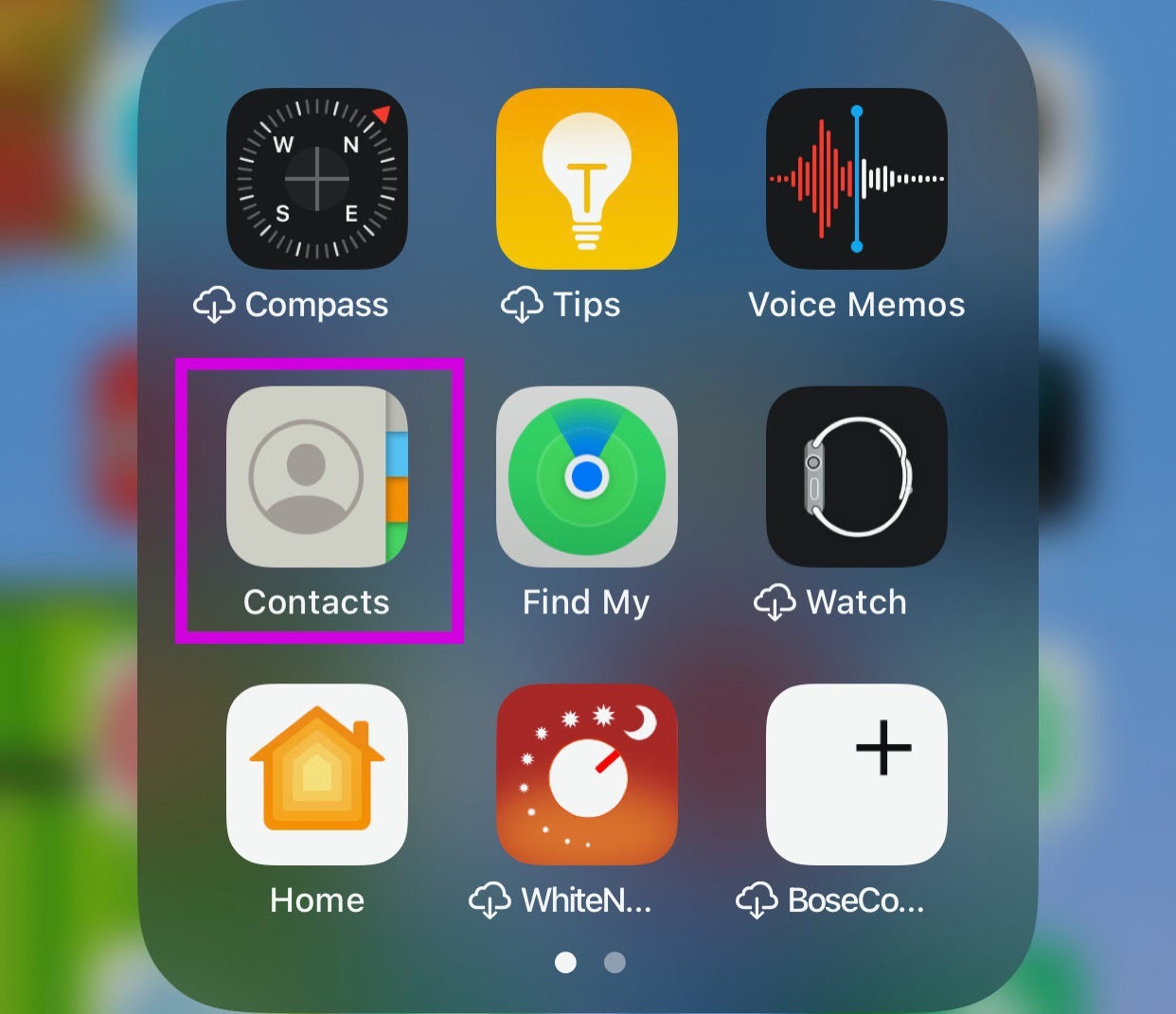 how to share location on iphone