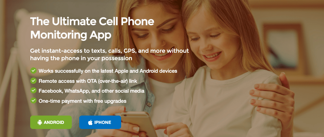turbospy cell phone spy app for parents safeguarde